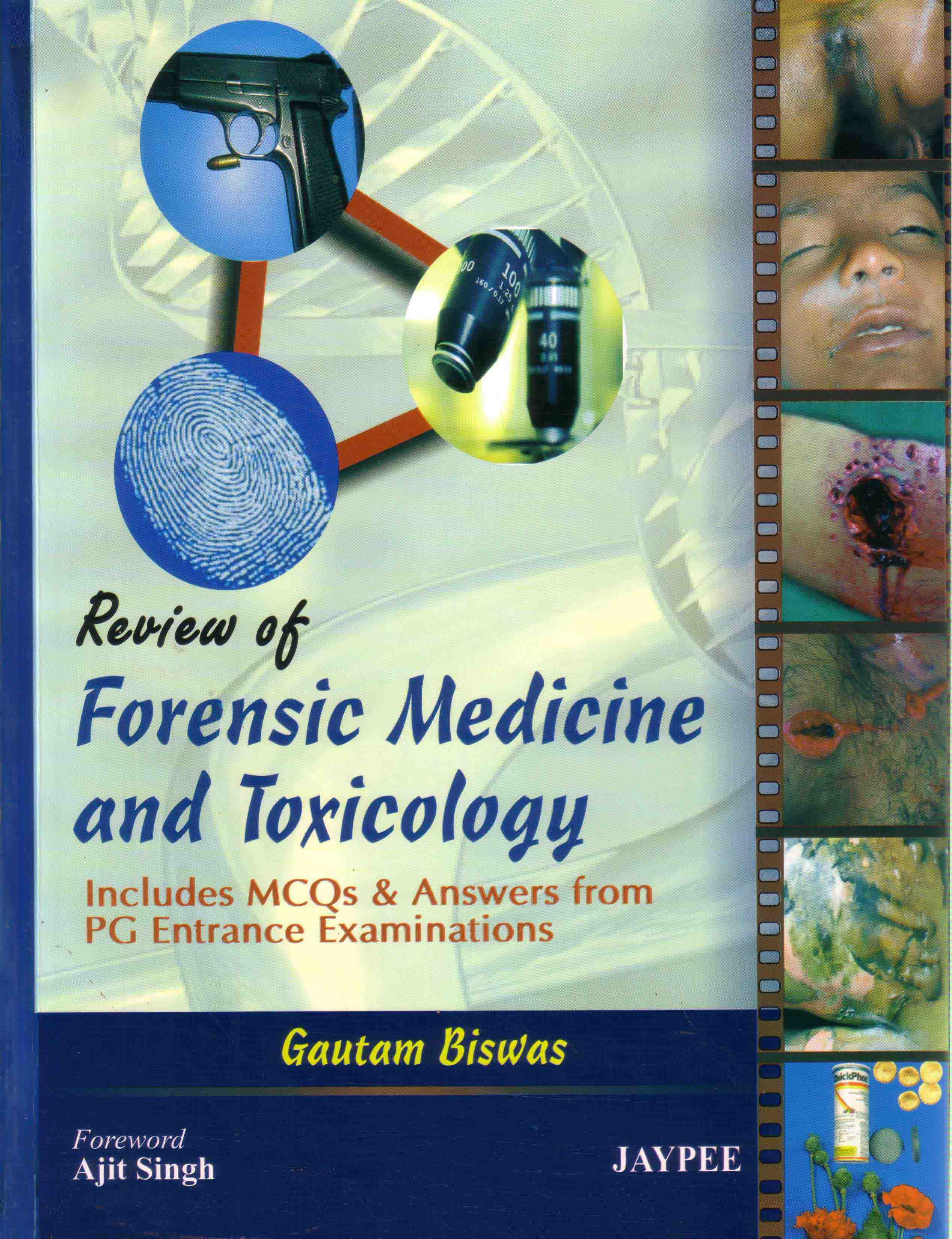 technical books on forensic science and forensic medicine  anil aggrawal u0026 39 s internet journal of