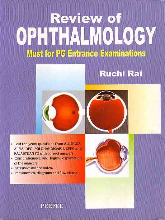Review of Ophthalmology, by Ruchi Rai: Main page: Featured