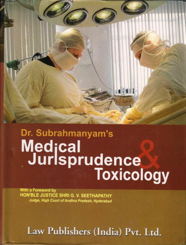 Technical Books On Forensic Science And Forensic Medicine Anil Aggrawal S Internet Journal Of Forensic Medicine Vol 16 No 1 January June 2015